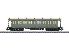 Maerklin 42144 Wuerttembergischer Reisezugwagen C4