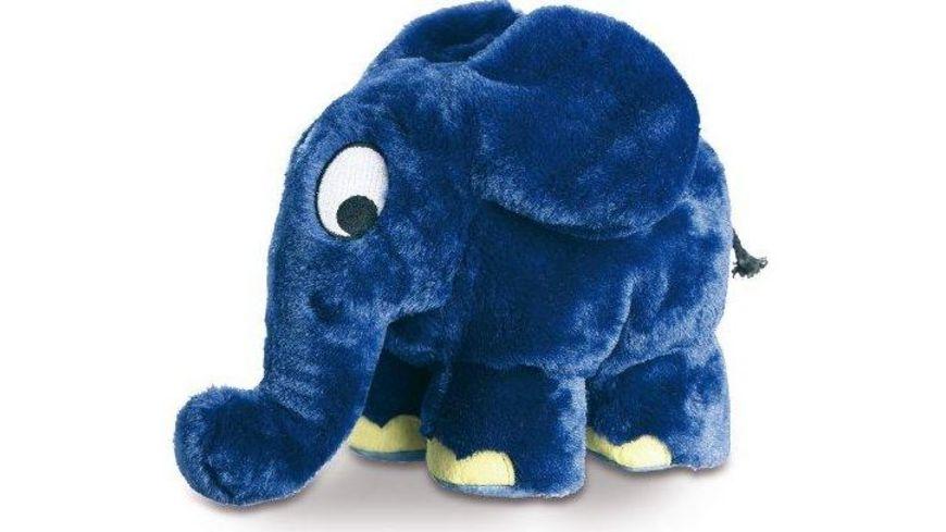 Schmidt Spiele Pluesch Die Sendung mit dem Elefanten Elefant 12cm