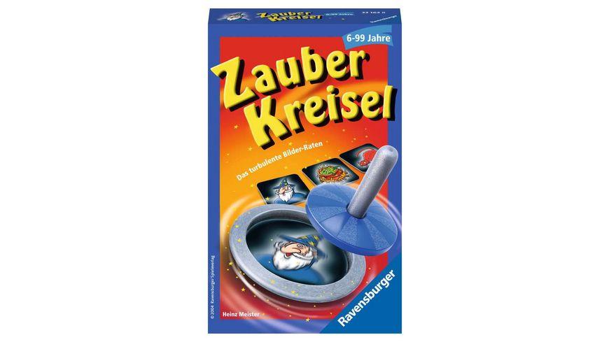 Ravensburger Spiel Mitbringspiel Zauberkreisel