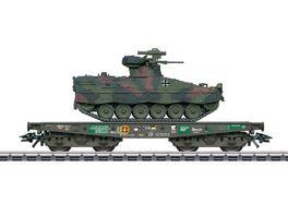 Maerklin 48747 Schwerlast Flachwagen Rlmmps