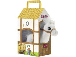 Heunec BIBI TINA Pferd Sabrina stehend im Stall 17 cm