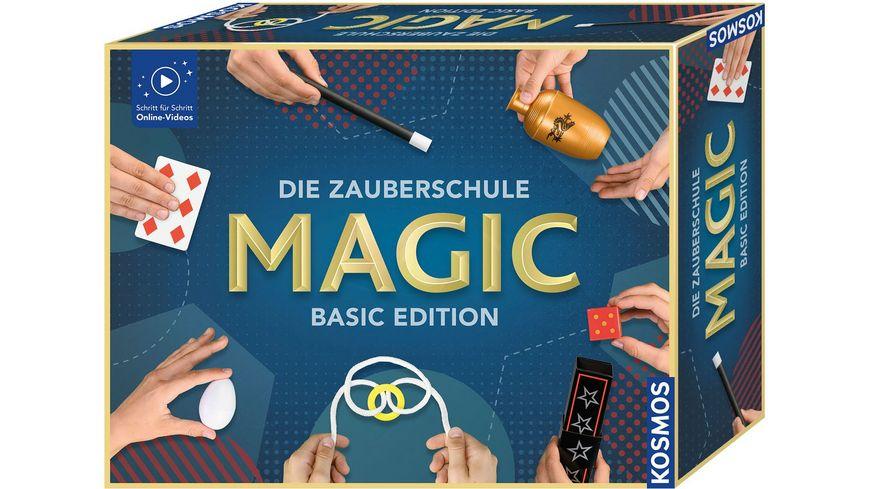 KOSMOS Die Zauberschule MAGIC Basic Edition