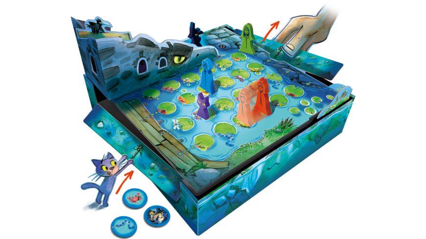 Schmidt Spiele Kinderspiele Der geheimnisvolle Zaubersee