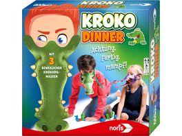 Noris Spiele Kroko Dinner