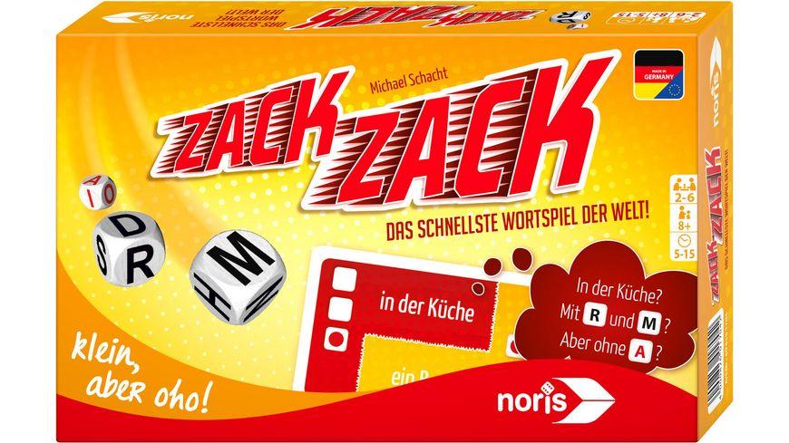 Noris Spiele Zack Zack