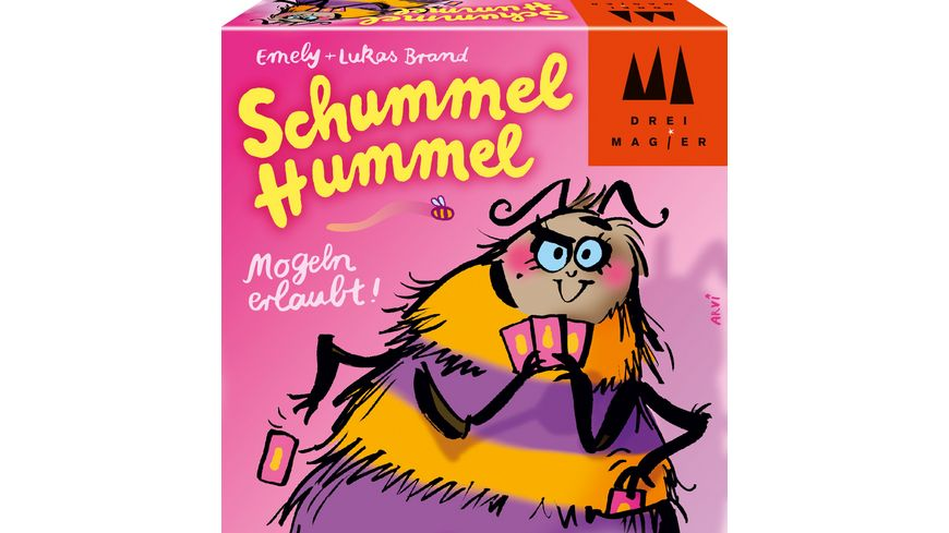 Schmidt Spiele Kinderspiele Schummel Hummel