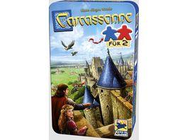 Schmidt Spiele Reisespiele Carcassonne fuer 2