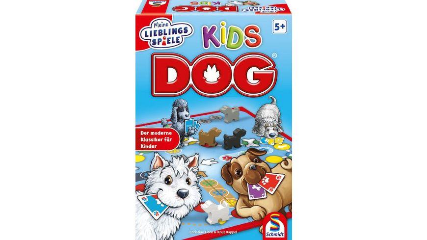 Schmidt Spiele Kinderspiele DOG Kids