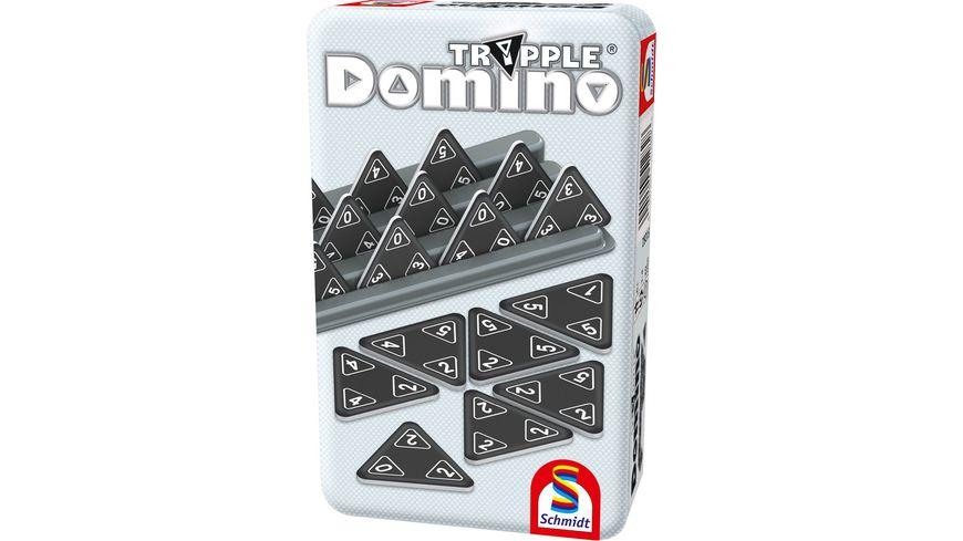 Schmidt Spiele Reisespiele Tripple Domino