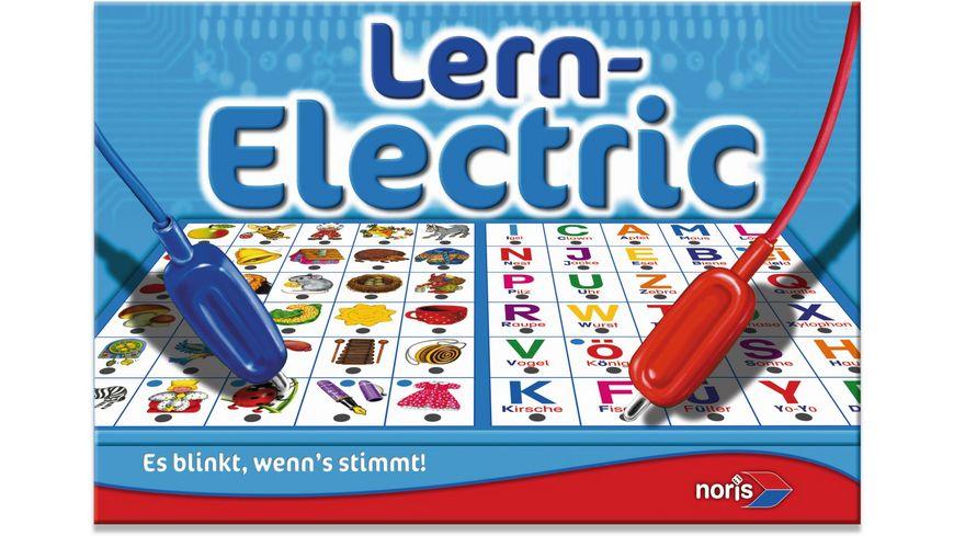 Noris Spiele Lern Electric