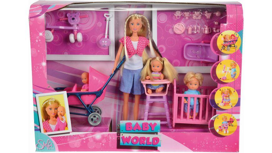 Simba Steffi Love Baby World
