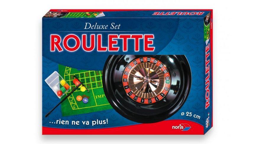 Noris Spiele Roulette 25 cm