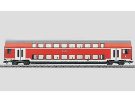 Maerklin 43584 H0 Doppelstockwagen 1 2 Klasse rot DB AG