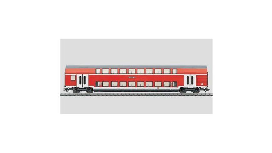 Maerklin 43585 H0 Doppelstockwagen 2 Klasse rot DB AG