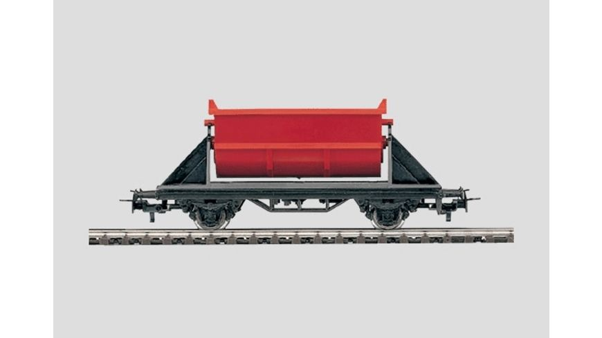 Maerklin 4413 Start up Kippwagen DB