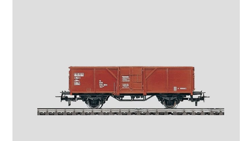 Maerklin 4430 Start up Gueterwagen Offener Gueterwagen El u 061 DB