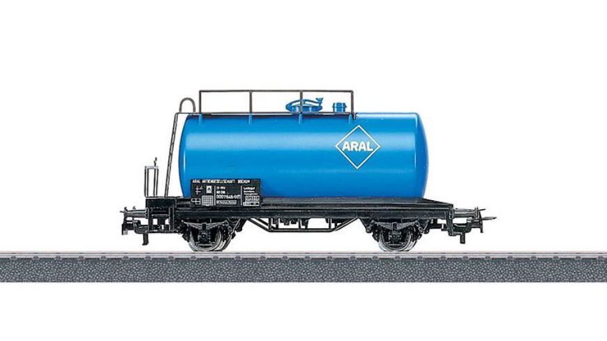 Maerklin 4440 Start up Mineraloel Kesselwagen Aral AG