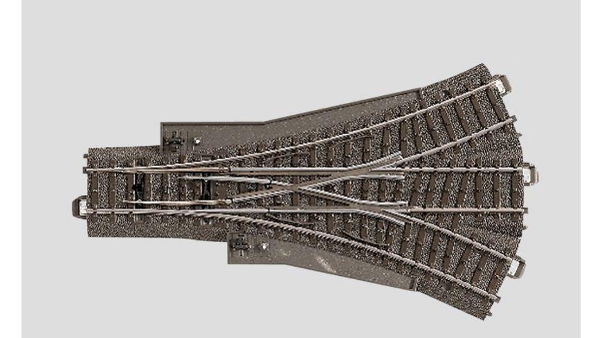 Maerklin 24630 H0 C Gleis Dreiwegweiche 188 3 mm nachruestbar