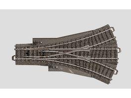 Maerklin H0 C Gleis Dreiwegweiche 188 3 mm nachruestbar