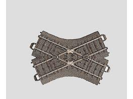 Maerklin H0 C Gleis Kreuzung 103 3 mm 48 6