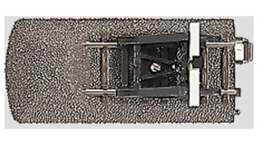 Maerklin H0 C Gleis Gleisende mit Prellbock beleuchtet