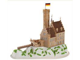 Faller H0 Schloss Lichtenstein mit Berg