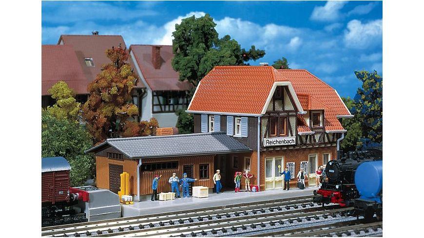 Faller 212104 N Bahnhof Reichenbach