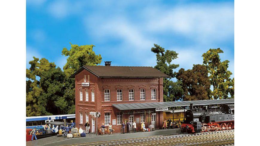 Faller H0 Bahnhof Waldbrunn