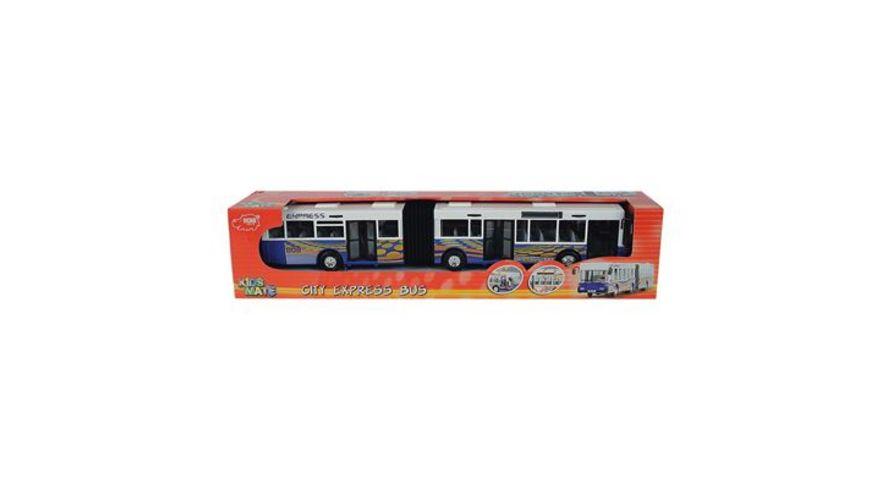 Dickie Kids Mate City Express Bus 3 sort