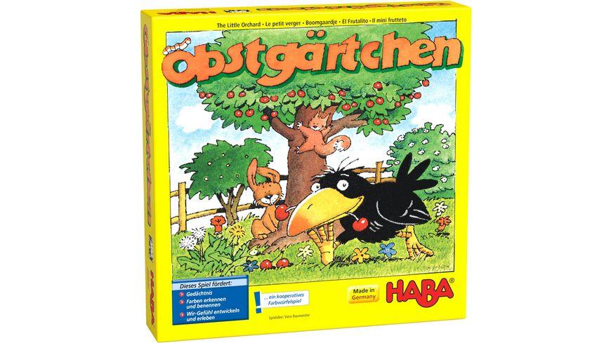 HABA Obstgaertchen