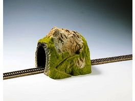 NOCH 02120 Tunnel 1 gleisig gerade 25 x 19cm 18 cm hoch