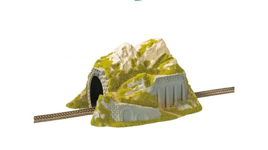 Noch Tunnel 1 gleisig gerade