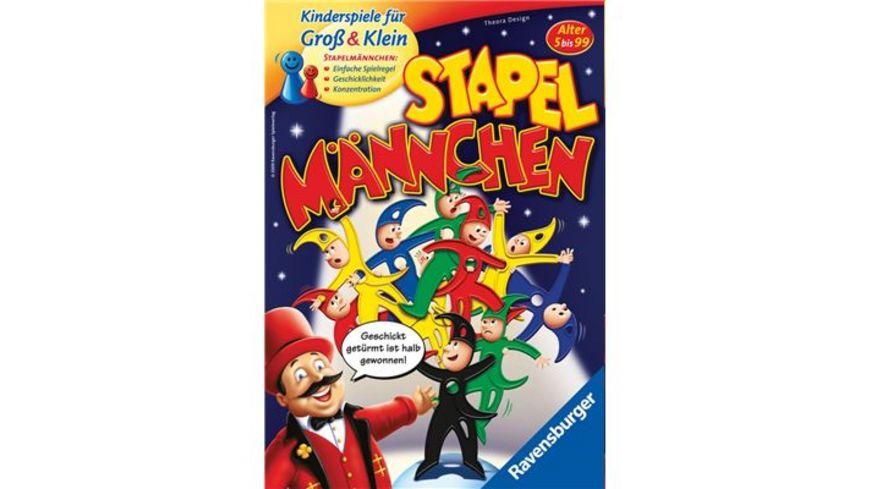 Ravensburger Spiel Stapelmaennchen