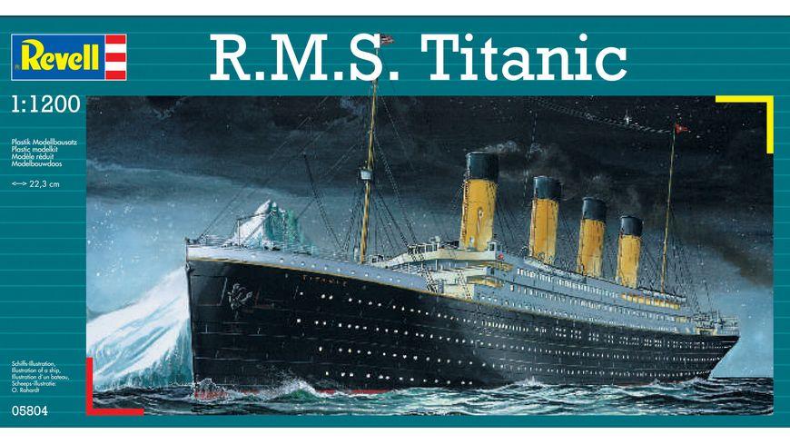 Revell 05804 R M S Titanic
