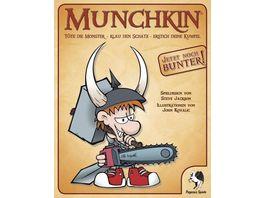 Pegasus Munchkin Kartenspiel