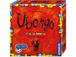 KOSMOS Ubongo Neue Edition Das wilde Legespiel