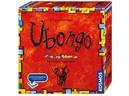 KOSMOS Ubongo verrueckt und zugelegt