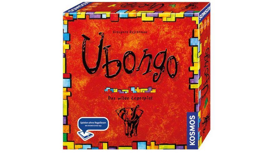 KOSMOS Ubongo Neue Edition