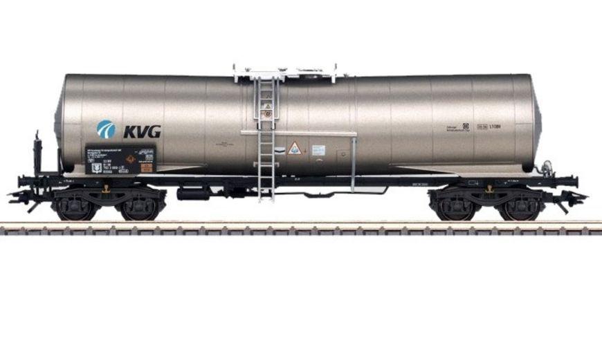 Maerklin 47561 H0 Mineraloel Kesselwagen Privatwagengestaltung der KVG