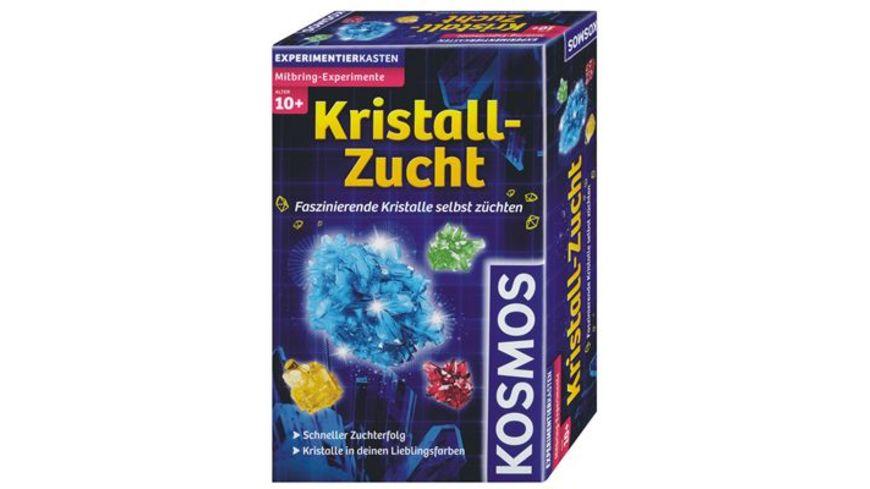KOSMOS Mitbringexperiment Kristallzucht