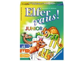 Ravensburger Spiel Elfer raus Junior