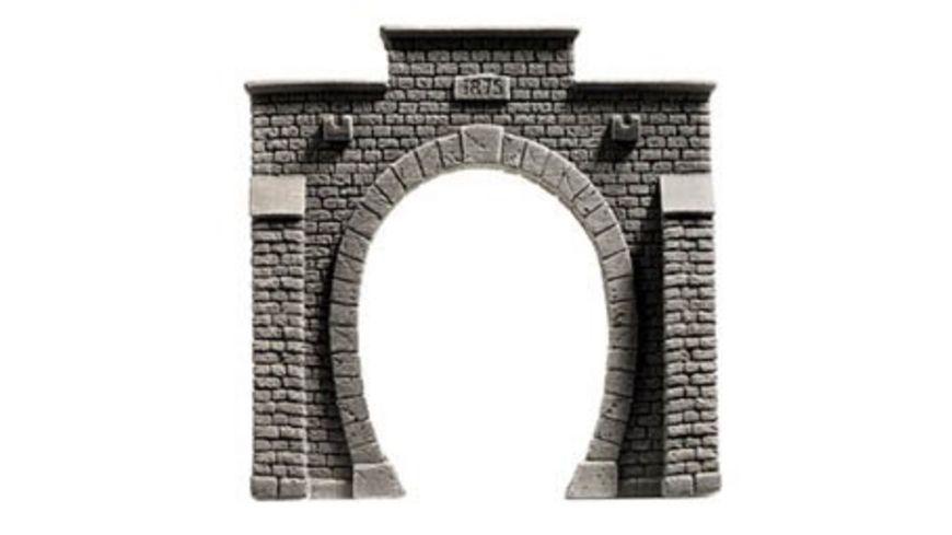 NOCH 58051 H0 Tunnel Portal 1 gleisig