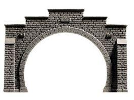 NOCH 58052 H0 Tunnel Portal 2 gleisig