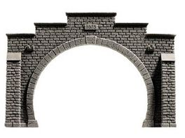 NOCH H0 58052 Tunnel Portal 2gl PROFI plu