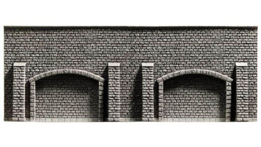 NOCH 58058 H0 Arkadenmauer PROFI plus