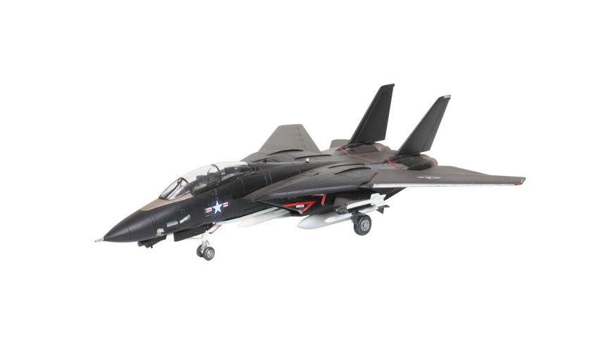 Revell 64029 Model Set F 14A Tomcat Black Tomcat