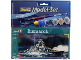 Revell 65802 Model Set Bismarck