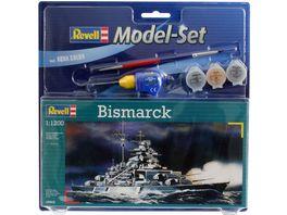 Revell 65802 Model Set Bismarck