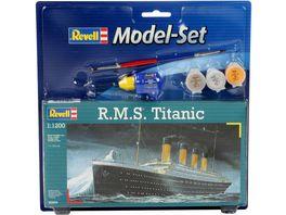 Revell Model Set R M S Titanic