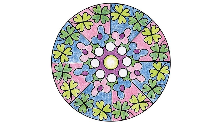 Ravensburger Beschaeftigung Mini Mandala Designer romantic